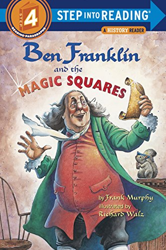Ben Franklin and the Magic Squares (Step-Into-Reading, Step 4)]()