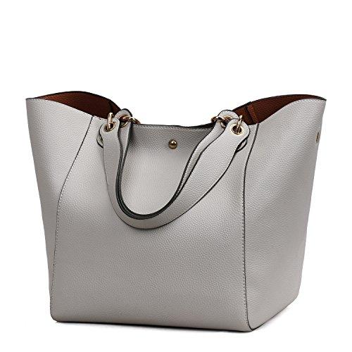 shoulder tote fashion Huise Waterproof handbags Pahajim bags women bag PU leather qYBHwwd8x