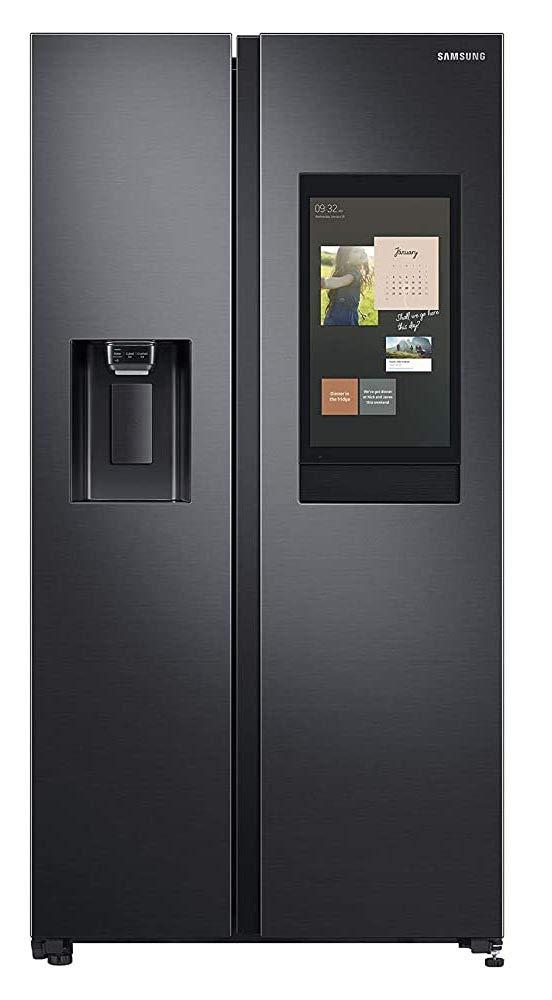 Samsung 657 L Inverter Frost-Free Side-By-Side Refrigerator