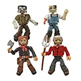 Diamond Select Toys San Diego Comic-Con 2013 The Walking Dead Hershel's Farm Minimates Box Set
