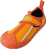 AQA(エーキューエー) 子供用 マリンスポーツ シューズ スノーケリングシューズキッズ KW-4473N