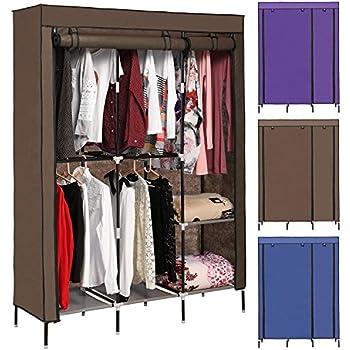 Amazon Com Garain Detachable Freestanding Wardrobe Diy