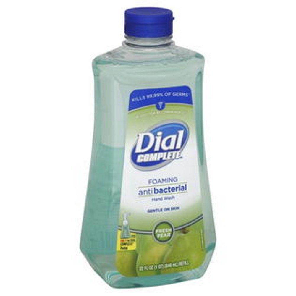 Amazon Com Dial Complete Antibacterial Foaming Hand Wash