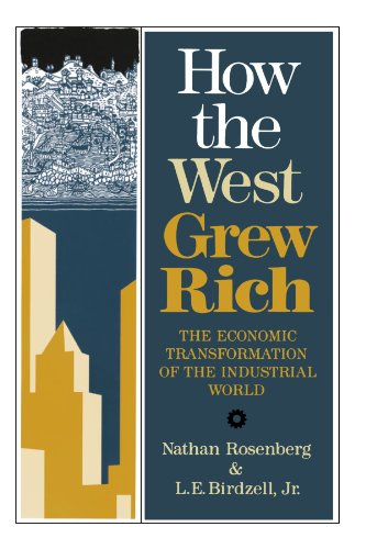 How The West Grew Rich: The Economic Transformation Of The I