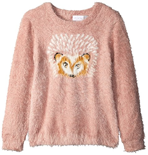 The Children's Place Big Girls' Sweater, Cherry Ice 84972, S (5/6) by The Children's Place