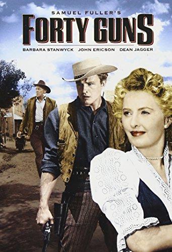 Forty Guns (1957) (1957 Dvd)
