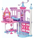 Barbie Mariposa and The Fairy Princess Castle Playset with Mini-Dolls