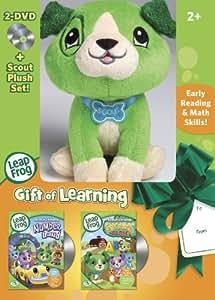 Leapfrog: Gift Of Learning + Plush Gift Set [DVD]