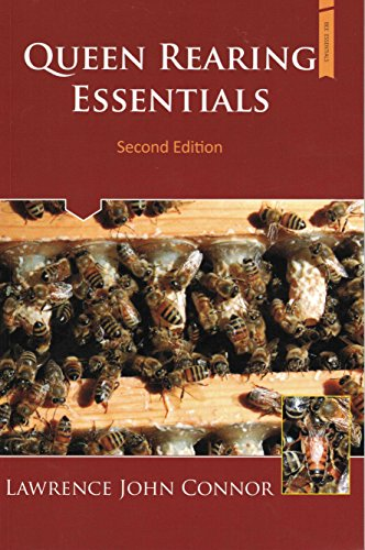 Queen Rearing Essentials book is a great beekeeper gift to advance learning
