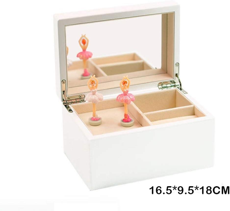 Cajas Musicales Caja de música de Madera Regalo Navidad/Cumpleaños/Día de San Valentín, Joyero Joyero Musical: Amazon.es: Hogar