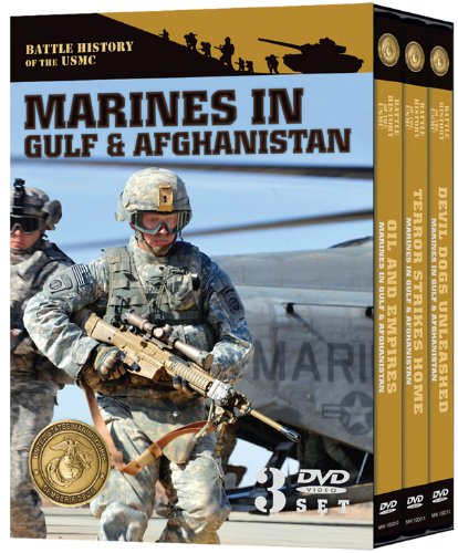 Battle History of the USMC: Marines in Gulf & Afghanistan Box Set by Military Heritage Institute