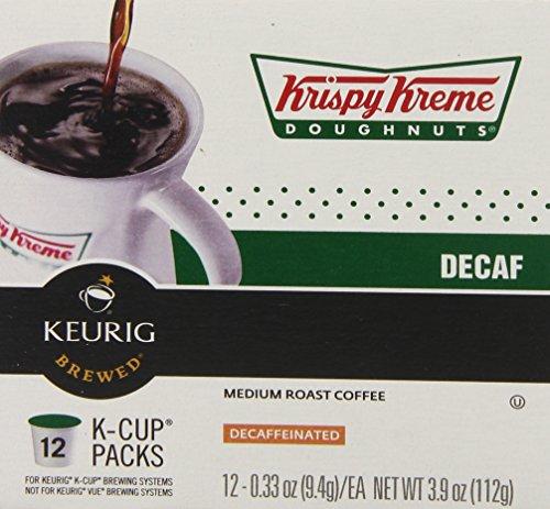 Krispy Kreme House Decaf, Keurig K-Cups, 72 Count