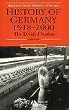 History of Germany 1918-2000, Mary Fulbrook, 0631232087
