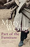 Front cover for the book Part of the Furniture by Mary Wesley