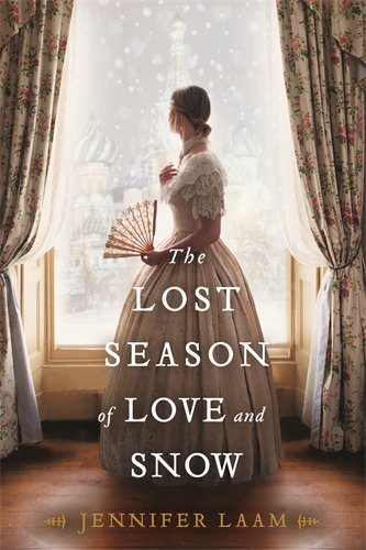 Lost Season of Love and Snow book cover