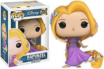 Funko 223 Pop Disney Princesses Raiponce: