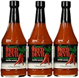 Red Devil Hot Sauce 12 oz. (3-Pack)