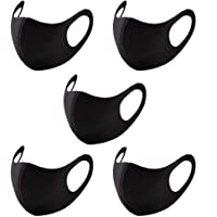 5Pcs Washable Face Shield Cover Full Face Anti-Dust, Reusable for Unisex