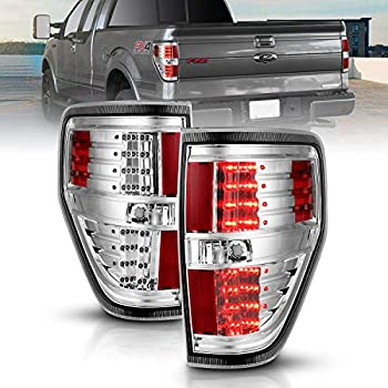 AmeriLite Carbon Replacement Brake Tail Lights Housing Set for Chevy//GMC Full Size Passenger and Driver Side