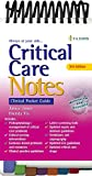 Critical Care Notes 3e: Clinical Pocket Guide