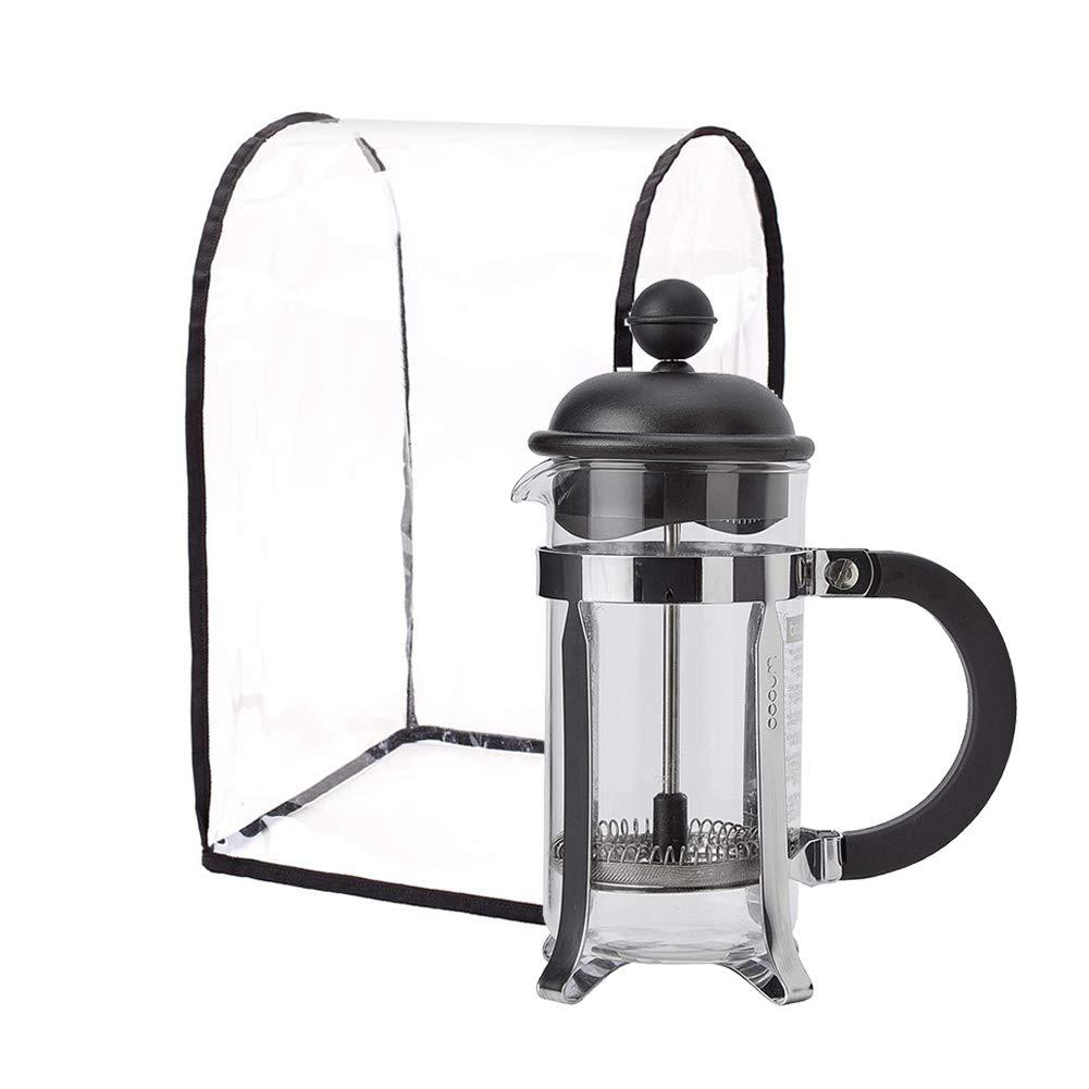 QEES Funda para cafetera, resistente al agua, cubierta para mezclador, cubierta universal para electrodomésticos de cocina JJZ90, 11