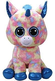 b3f443587bc Amazon.com  Ty Beanie Boos - Fantasia The Unicorn (Glitter Eyes ...