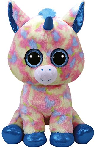 Ty Beanie Babies Boos 36890 Blitz the Unicorn Large Boo