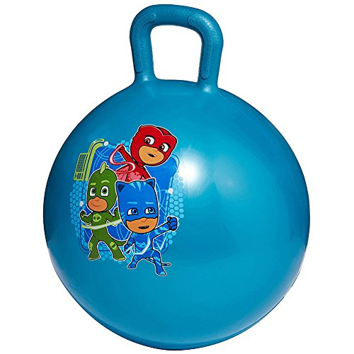 Little World Toys Hopper Ball 22 inch Bouncing Toy for Ages 6-9, Random Styles