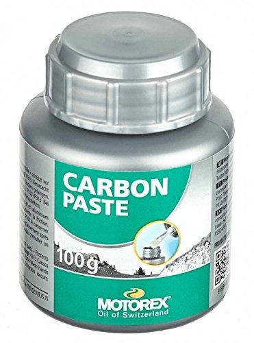Motorex montagepasta Carbon Grease, transparant, 100 g