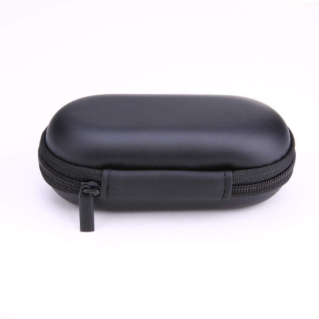 UpBeauty in-Ear Earphone Pouches Storage Cases Headphone Carry Bag Cases