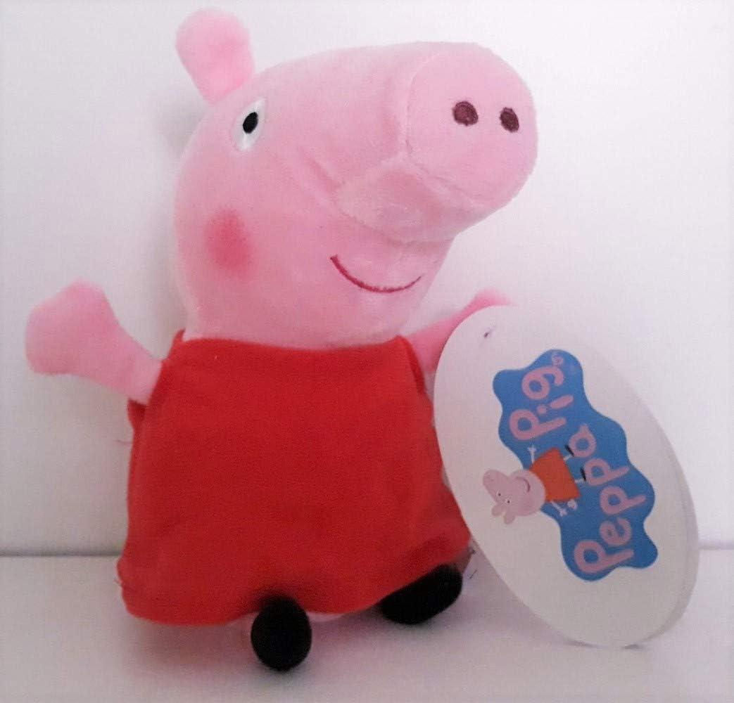 Play by Play Peluche CERDITA Peppa Pig 20cm: Amazon.es: Juguetes y ...