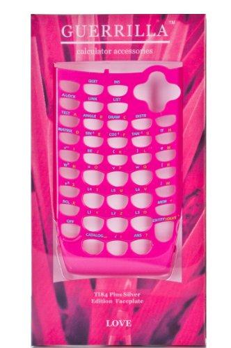pink faceplate ti 84 - 1