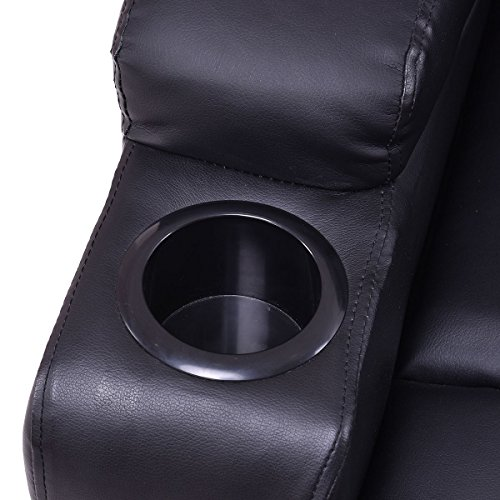 COLIBROX--Lift Chair Electric Power Recliner w/Remote and Cup Holder Living Room Furniture. by COLIBROX (Image #4)