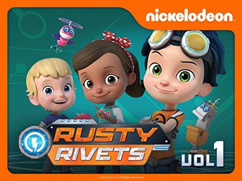 Amazon Com Rusty Rivets Season 1 Amazon Digital Services Llc