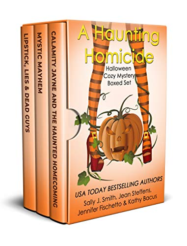The Jane Hotel Halloween (A Haunting Homicide: Halloween Cozy Mystery Boxed)