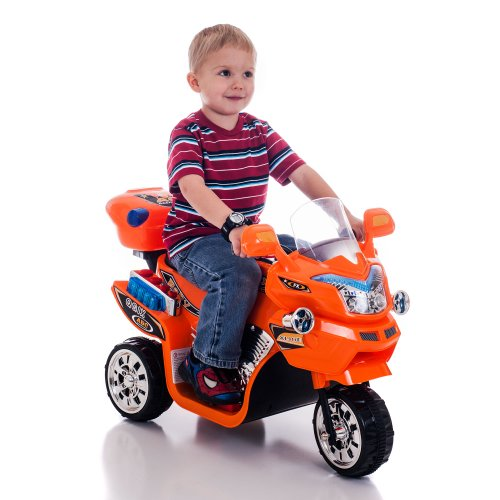 Battery Powered Riding Toys For Boys : Ride on toy wheel motorcycle for kids battery powered