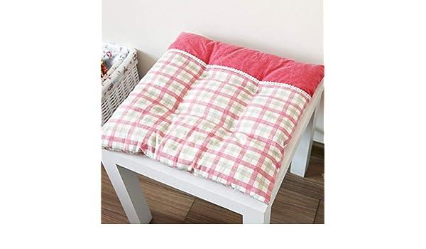 Almohadillas para silla de comedor Cojines acolchados ...