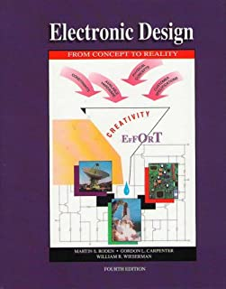 electronic design circuits and systems c j savant, martin s