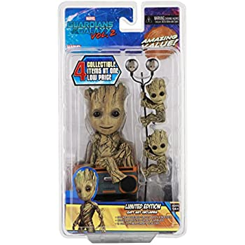 Amazon Com Guardians Of The Galaxy Dancing Groot Figure Toys Amp Games
