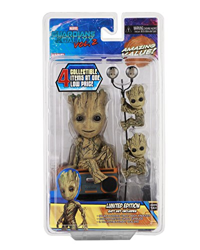 NECA Guardians Galaxy Limited Groot