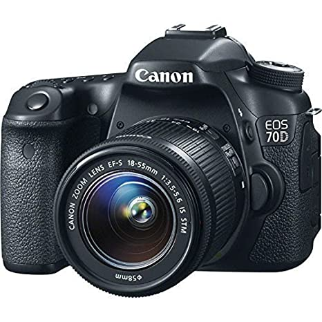 Review Canon EOS 70D EF-S