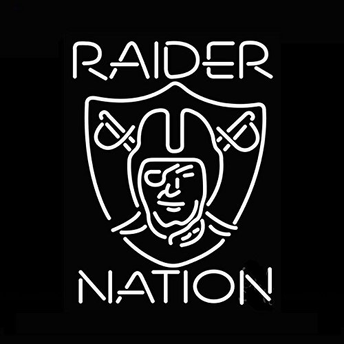 Oakland Raiders Neon Sign - Desung New 24