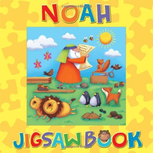 Download Noah Jigsaw Book pdf epub