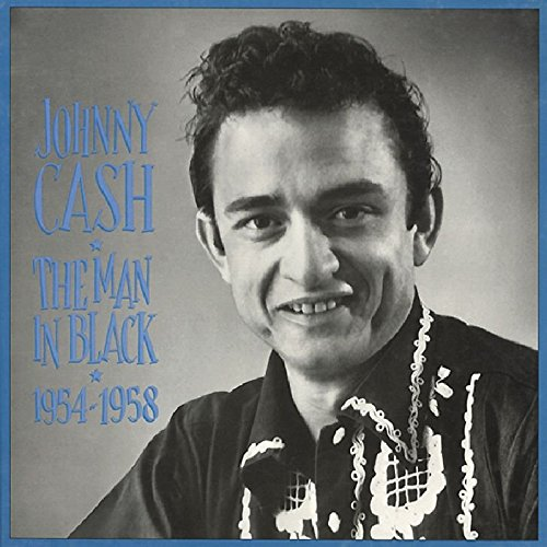 Johnny Cash - The Man In Black Vol. 1: 1954-1958 - Zortam Music