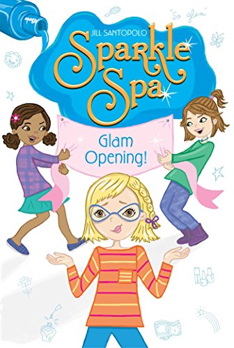Glam Opening! (Sparkle Spa) (Opening A Spa)
