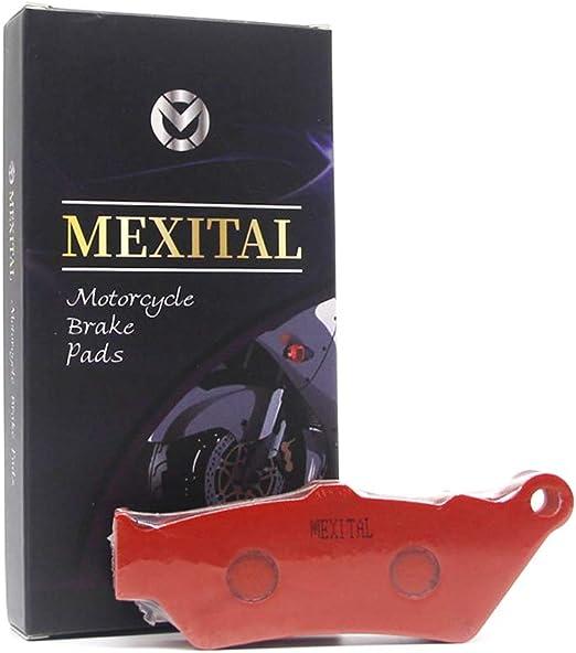 MEXITAL 1 Par cer/ámica Pastillas de freno Delanteras para XT 660 R 04-16