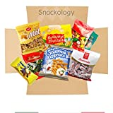 Deluxe Russian Snack Box (40 Count) | Huge Assortment from Russian, Poland, Hungary, Slovakia & more | Gift Care Package |