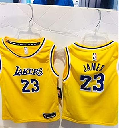 brand new e4102 ee67f Amazon.com : Outerstuff Kids Sizes 4-7 Los Angeles Lakers ...