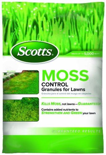 MOSS CONTROL GRANULES 5M (Pkg of 5) by Moss 1851 (Image #1)