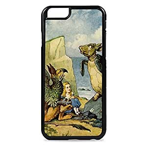 Case Fun Case Fun Alice in Wonderland The Mock Turtle Snap-on Hard Back Case Cover for Apple iPhone 6 4.7 inch